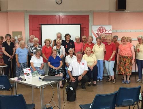 Ipswich Trefoil Guild Donation