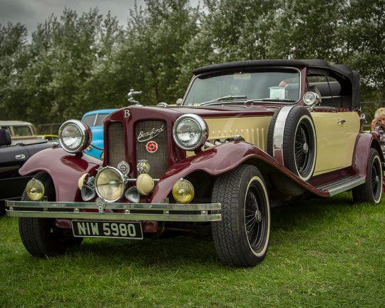 Stonham Barns Classic Car Show @ Stonham Barns