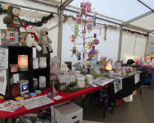 Stonham Barns Christmas Fair @ Stonham Barns